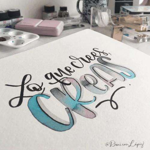 Letras Bailables (o cómo hacer que tus letras tengan más personalidad).